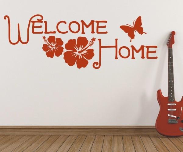Wandtattoo - Welcome Home | 3