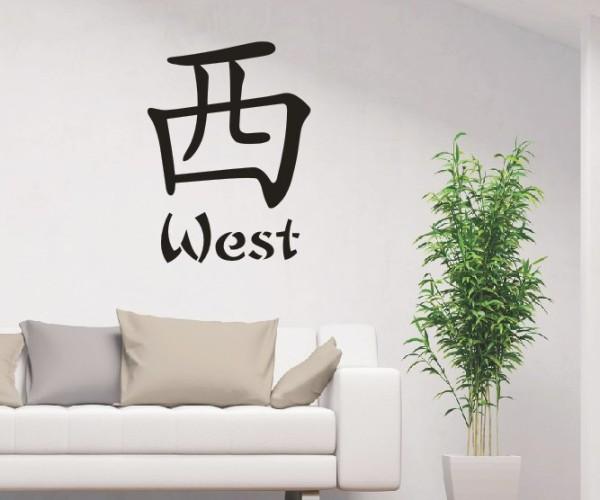 Wandtattoo - Chinesische Zeichen   33