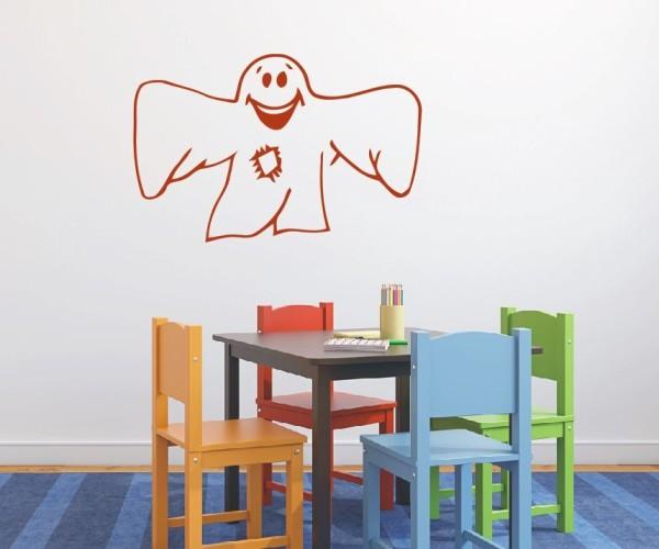 Wandtattoo - Kinderzimmermotive - Variante 34