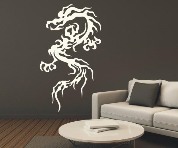 Wandtattoo - Chinesische Drachen | 31