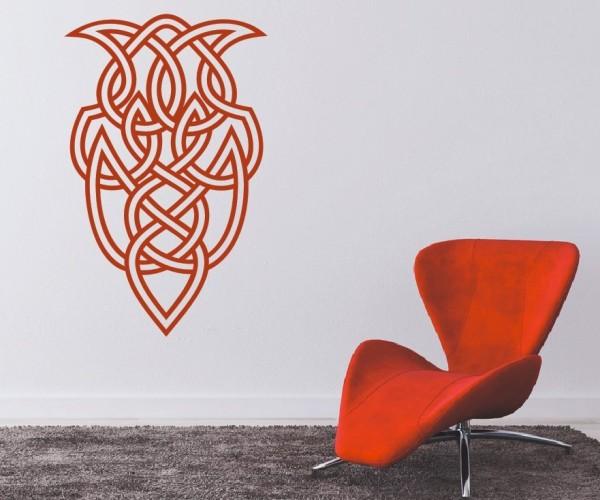 Wandtattoo - Keltische Knoten /Celtic Ornamente | 50