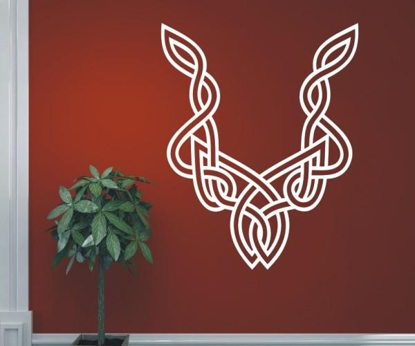 Wandtattoo - Keltische Knoten /Celtic Ornamente   42