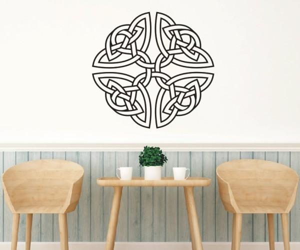 Wandtattoo - Keltische Knoten /Celtic Ornamente | 15