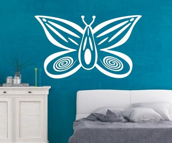 Wandtattoo - Schmetterling Butterfly Falter Schmetterlinge Wandaufkleber Deko-38