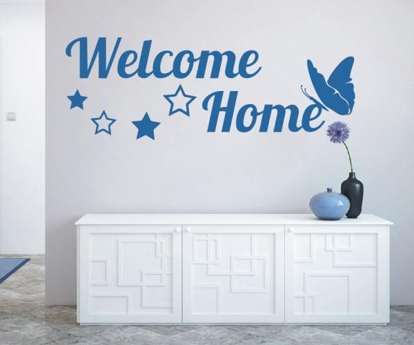 Wandtattoo - Welcome Home | 1
