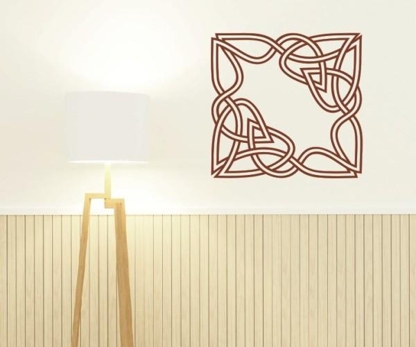 Wandtattoo - Keltische Knoten /Celtic Ornamente | 8