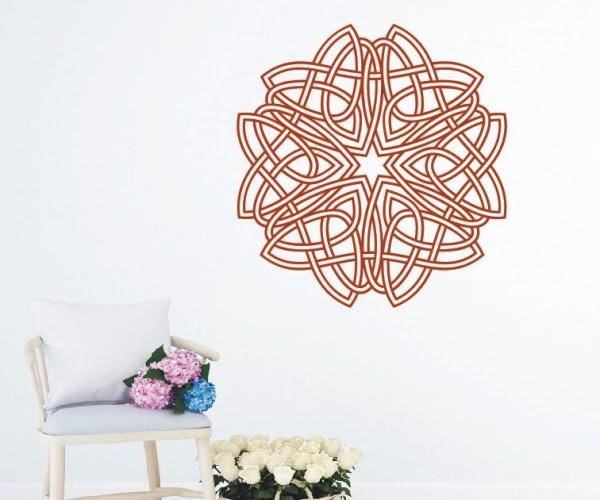 Wandtattoo - Keltische Knoten /Celtic Ornamente - Variante 22