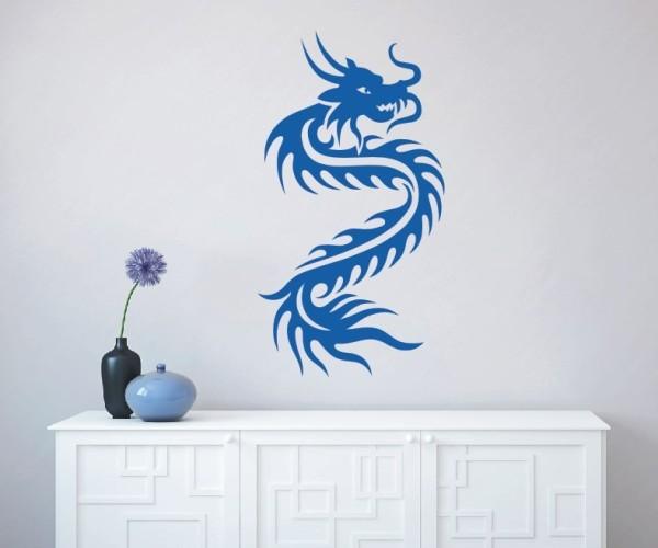 Wandtattoo - Chinesische Drachen | 30