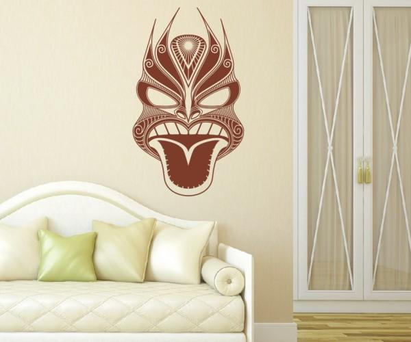 Wandtattoo - Maori - Maskenmotiv | 15