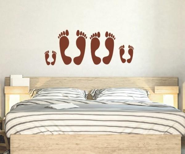 Wandtattoo - Schlafzimmermotiv - Variante 14